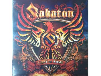 SABATON - COAT OF ARMS GATEFOLD NY LP MINT