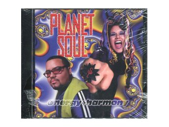 Planet Soul - Energy + Harmony - 1996 - CD