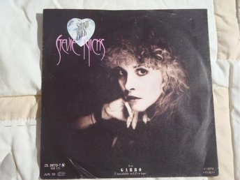 "STEVIE NICKS - STAND BACK EP/7"" 1983"