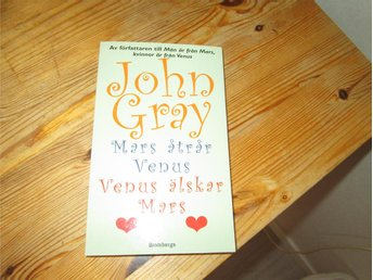 MARS ÅTRÅR VENUS VENUS ÄLSKAR MARS JOHN GRAY POCKET - Härnösand - MARS ÅTRÅR VENUS VENUS ÄLSKAR MARS JOHN GRAY POCKET - Härnösand