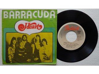"HEART 'Barracuda' 1977 Yugoslavian 7"" - Bröndby - HEART 'Barracuda' 1977 Yugoslavian 7"" - Bröndby"