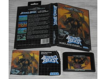 Sega Mega Drive: Altered Beast