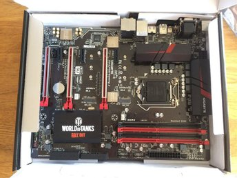 Gigabyte Z170X Gaming 3 Socket 1151