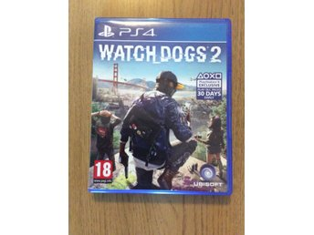 Watch dogs 2 PS4 - Lund - Watch dogs 2 PS4 - Lund