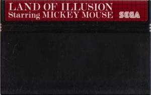 Land of Illusion Starring Mickey Mouse (Beg)