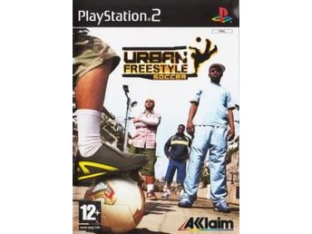 PS2 - Urban Freestyle soccer (Beg)