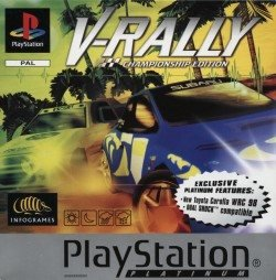 PS1 - V-Rally (Beg)