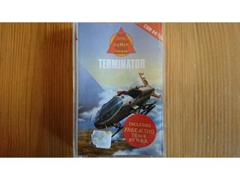 COMMODORE 64 originalspel... TERMINATOR