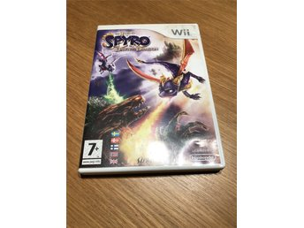 Spyro Dawn of the dragon - Wii