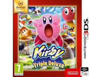 Kirby / Triple Deluxe - Select (3DS)