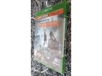 The Division - Limited Edition - Xbox One - Nytt