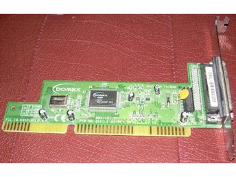 Domex DMX3181LE SCSI Port