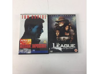 DVD-Filmer, The League of Extraordinary Gentlemen, Mission Impossible