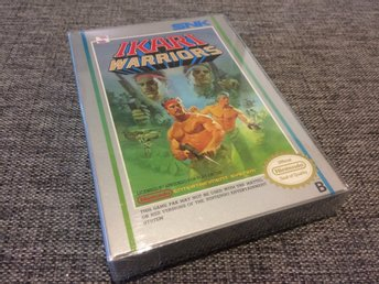 Nintendo, NES***Ikari Warriors***CIB***