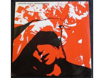 "MARIANNE FAITHFUL - BROKEN ENGLISH (12"")"