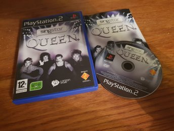 SINGSTAR QUEEN PS2 BEG