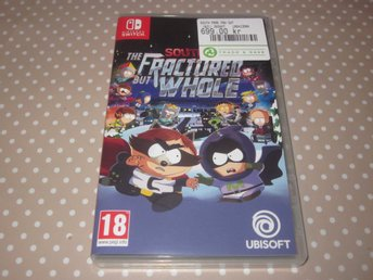 South Park The Fractured But Whole till Nintendo Switch