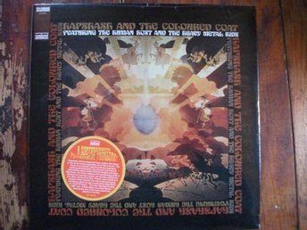 HAPSHASH & THE COLOURED COAT .LP.. still sealed