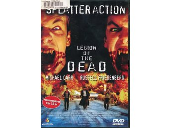 Legion of the Dead 2001 DVD