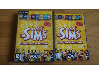 PC: The Sims: Complete Collection (på svenska)