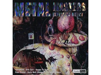 Metal Masters / Expect No Mercy (CD)