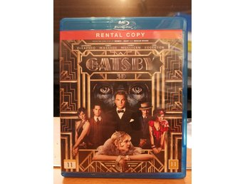 The Great Gatsby (Blu-ray) - 3D - Rental