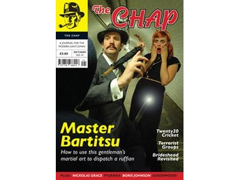 The Chap Magazine Issue 41 - NY