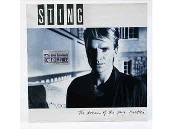 Sting - The Dream Of The Blue Turtles 393 750-1 LP 1985