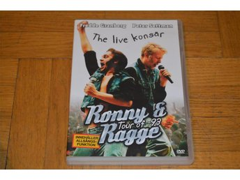 Ronny & Ragge - The Live Konsär - Tour of 93 - 2005 - DVD