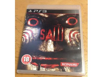 Saw Uncut Version PS3 Playstation 3