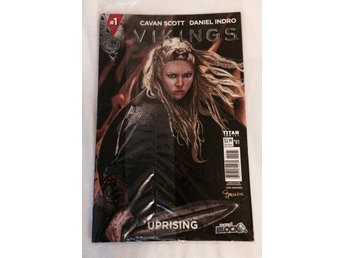 Vikings #1 - Serietidning - Comic Nerd Block Exclusive