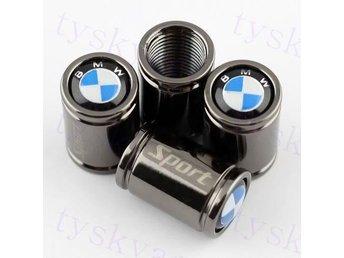 BMW ventilhattar i högkvalité med emblem - Motala - BMW ventilhattar i högkvalité med emblem - Motala