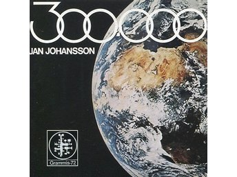 Jan Johansson ‎–300.000 cd with Georg Riedel Heptagon rec