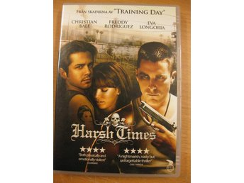 HARSH TIMES - CHRISTIAN BALE, EVA LONGORIA - DVD
