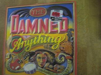 The Damned-Anything (LP)