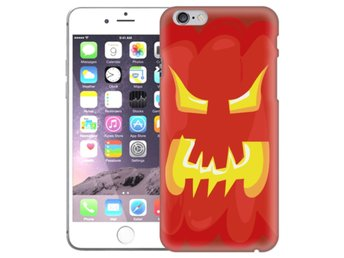 iPhone 6/6s Skal Halloween Pumpa
