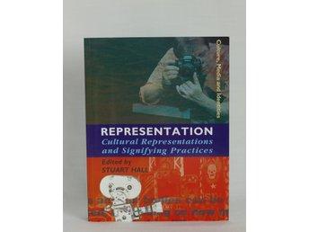 Javascript är inaktiverat. - Ludvika - Representation : cultural representations and signifying practices / edited by Stuart Hall ISBN 0-7619-5431-7 (inb) 9780761954323 London : Sage, 1997 Engelska 400 s. Serie: Culture, media and identities, 99-2420057-8 ; 2 Boken är som ny!! - Ludvika