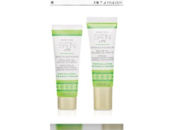 Mary kay Satin lips shea set