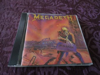 MEGADETH -- PEACE SELLS ..BUT WHO´S BUYING
