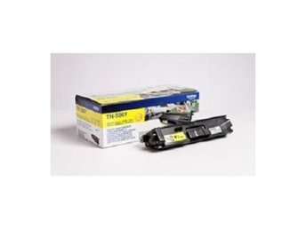 Toner Brother TN-326Y 3500sid, Yellow