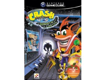 Crash Bandicoot - Wrath Of Cortex - Nintendo Gamecube