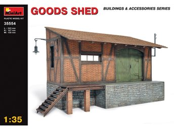 Goods Shed  1/35