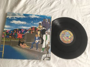 Prince & The Revoution - Around the world in a day gatefold vinyl LP