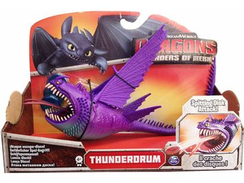 DreamWorks Dragons Thunderdrum Action Figure