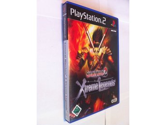 PS2: Samurai Warriors 2 (II) - Xtreme Legends