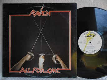 RAVEN - ALL FOR ONE - NEAT 1011