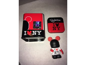 Vinylmation Mickey Mouse I ❤️ NY Disney