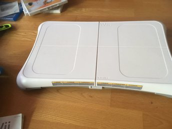 Wii Fit Plus inkl. Balance board , nyskick,