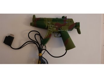 Erazer MP5 Light Gun Sega Saturn / Playstation