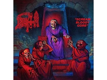 Death: Scream bloody gore 1987 (Deluxe/Rem) (2 CD)